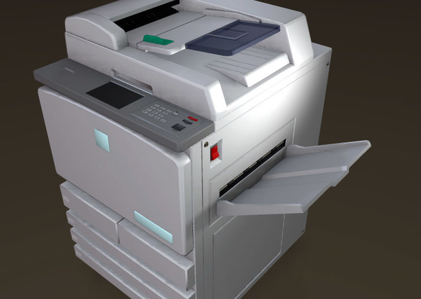 Tens copier machine for small business