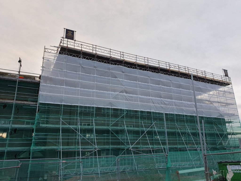 How to find a reliable scaffolding company for your construction task?