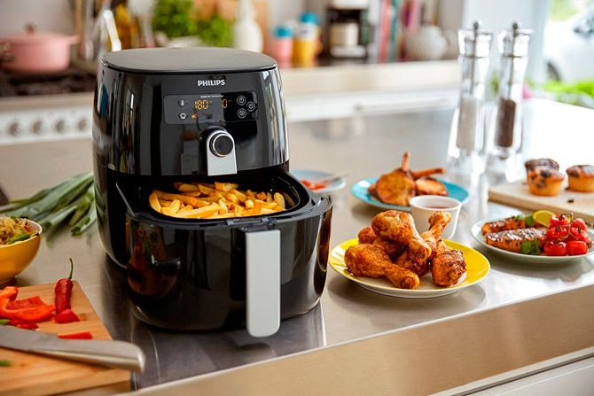 Do Not Lose Time! 5 Truths To Begin Air Fryers
