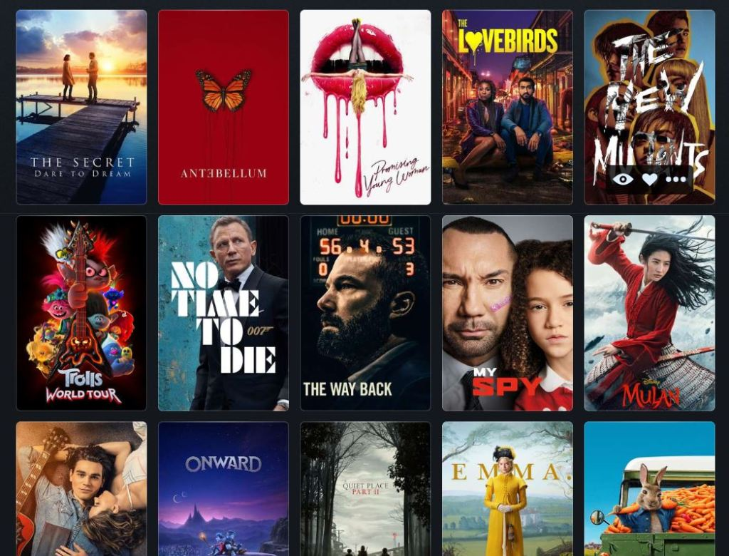 The Leading Flicks That Wins Consumers
