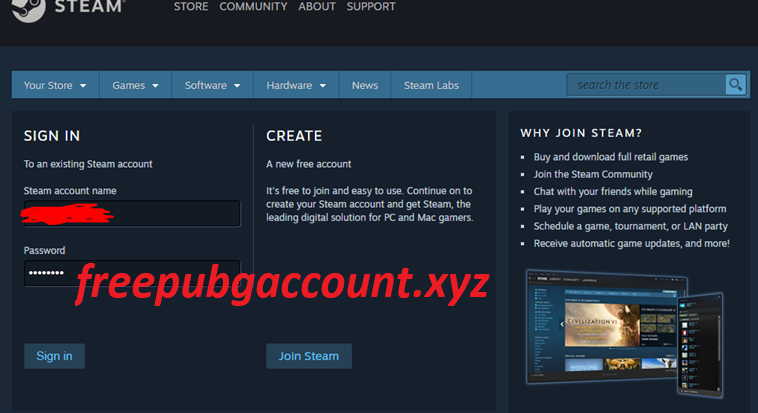 Purchase Steam Accounts Report: Numbers And Information
